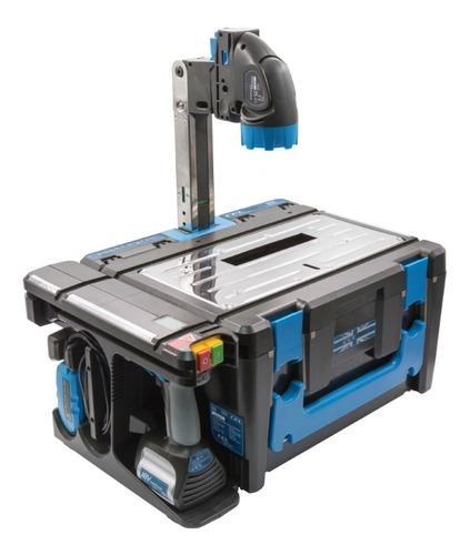kit multifunção a bateria 18v 8 em 1 maksipower 8 mp/8 blue