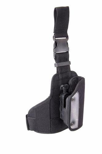 kit muslera + pistolera nivel de seguridad 2