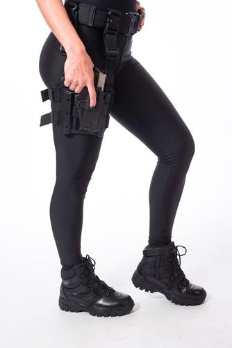 kit muslera y pistolera bersa th 9/40 polimero seguridad 2