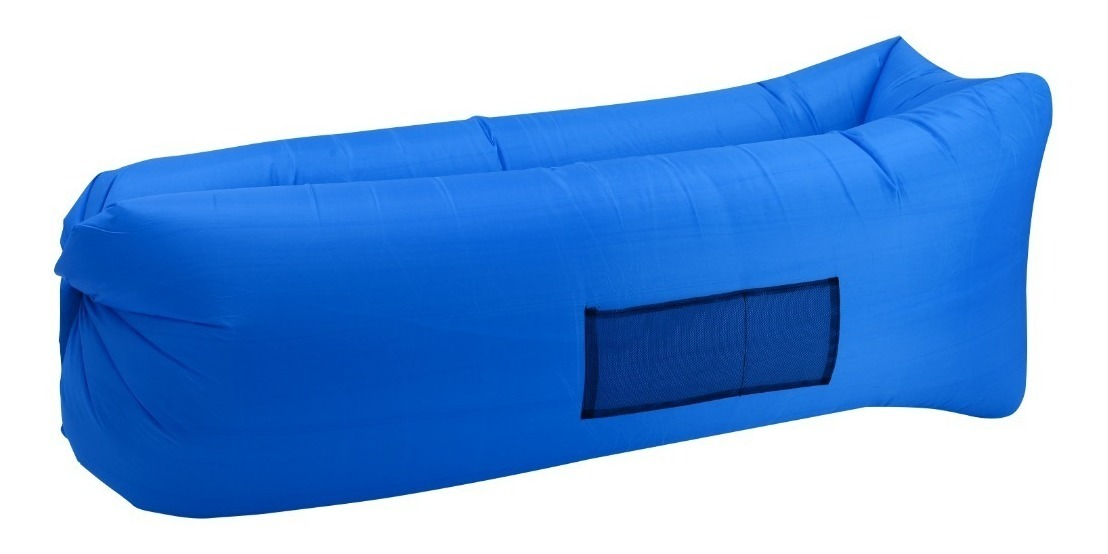 Air Sofa Rosa E Azul Laybag Sofistq