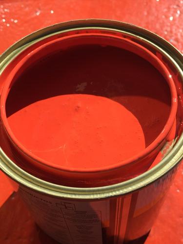 kit naranja scania poliuretano + cataliz. .x 1.5 l oferta