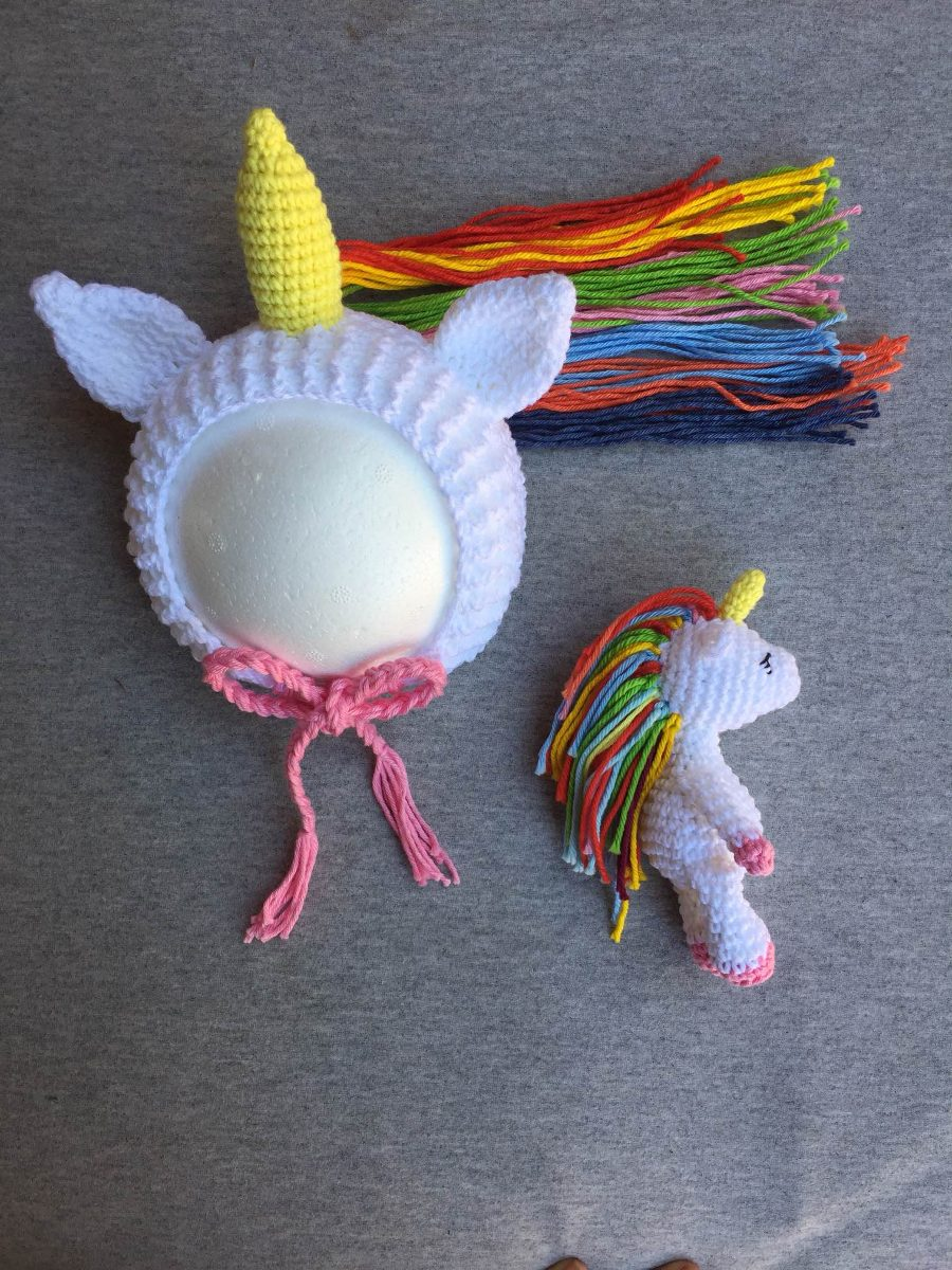 Extreme Amigurumi: Bubbles the Unicorn Crochet Kit | Ganchillo ... | 1200x900