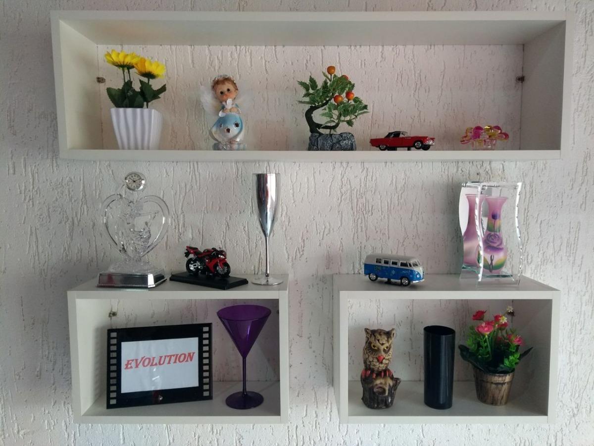 Kit nicho para brinquedos e objetos decorativos r 199 for Objetos decorativos para salon