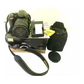 Kit Nikon D5600 + Lente Sigma 17/50 2.8