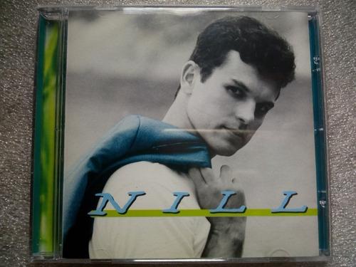 kit nill cd + k7 cantado e play back original novissimo .