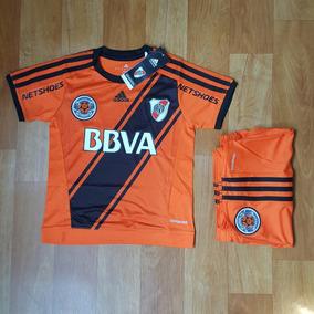 c05dc294b Camiseta Naranja River Niños en Mercado Libre Argentina