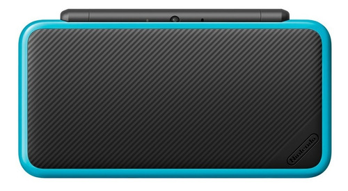 kit nintendo consola 2ds xl negro turquesa + mario kart 7