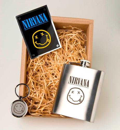 kit nirvana rock'n roll box cantil
