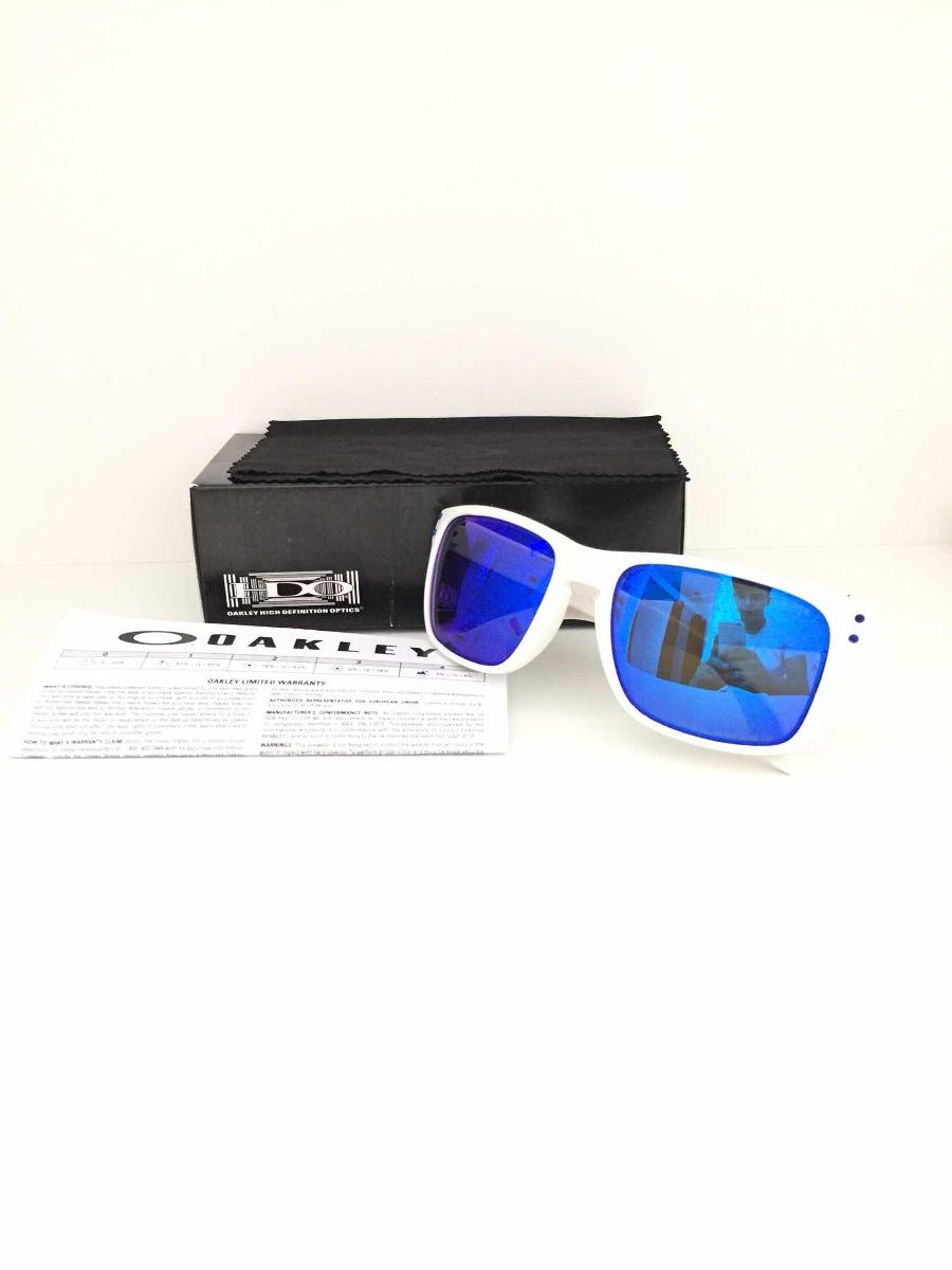 9759273af3e5d Kit Óculos De Sol Oakley Holbrook+case Hdo+caixa+manual - R  280,00 ...
