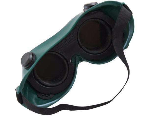 bc4909511c7c2 Kit Óculos De Solda Tipo Maçariqueiro + Lentes De Proteção - R  34 ...