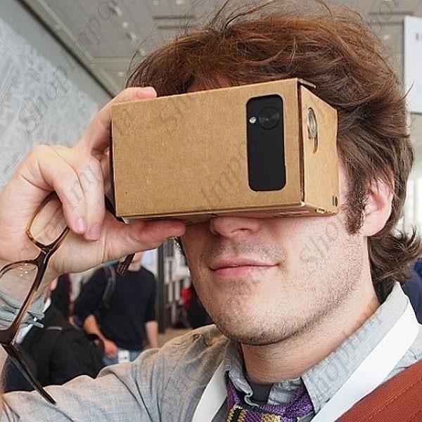 885d9eebb9db2 Kit Oculos Google Cardboard - Realidade Virtual - R  23