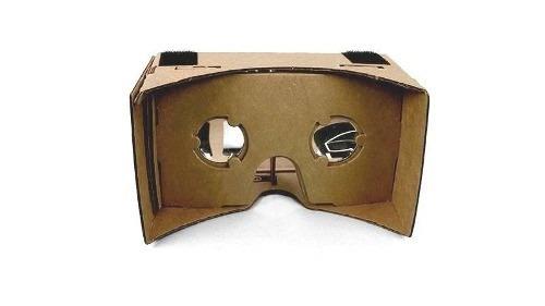 55f6189bae8 Kit Oculos Google Cardboard - Realidade Virtual - R  14