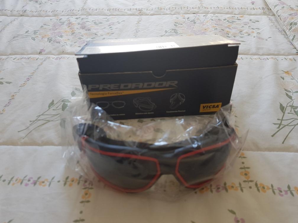 Kit Oculos Predator E Mascara Telada Ntk - R  149,00 em Mercado Livre 01a8d9c3ed