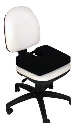 kit oficina con soporte lumbar en d