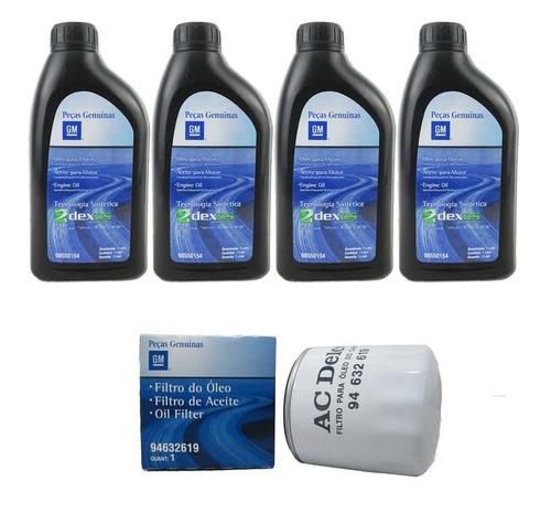 kit oleo 5w30 + filtro de oleo montana nova