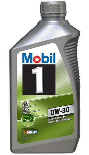 kit óleo de motor volvo v70  mobil 1 0w30  6 litros