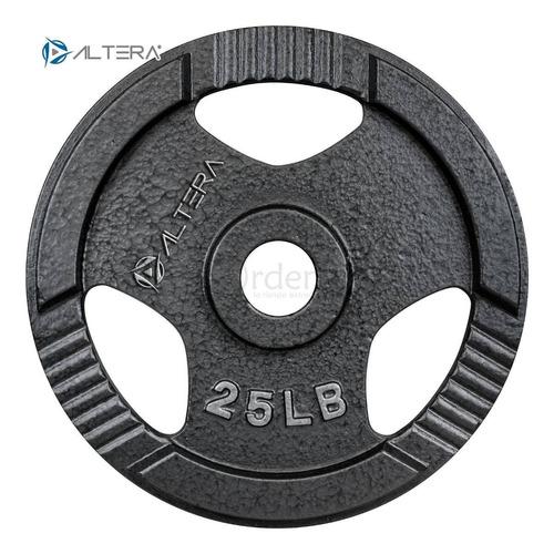 kit olímpico de pesas barra recta, discos - 105 lbs acero 13 piezas 48 kg