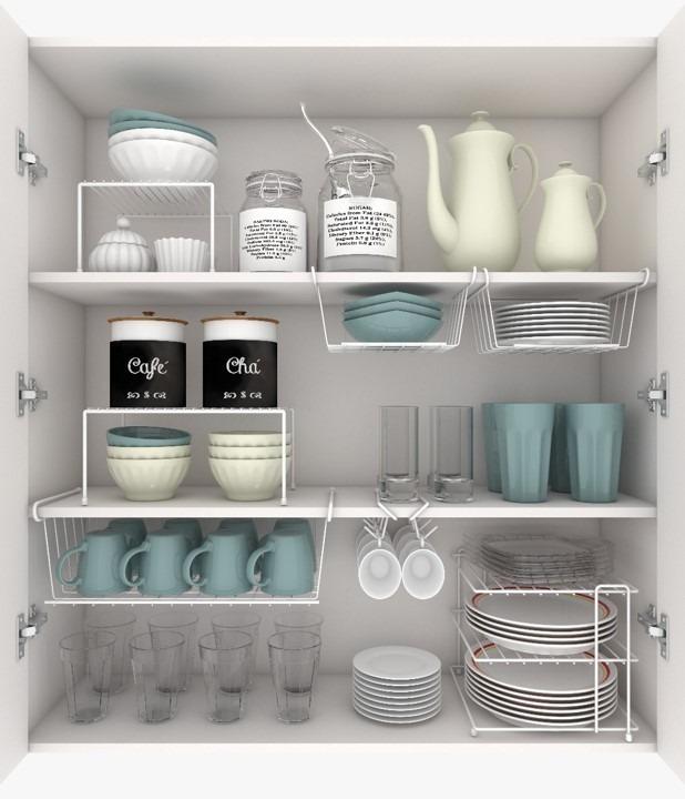 Resultado de imagem para cesto aramado cozinha