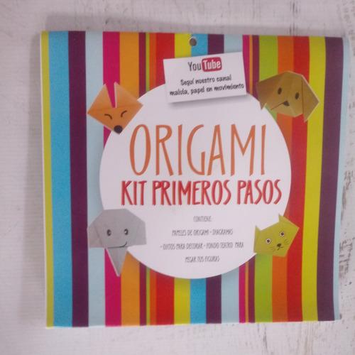 kit origami primeros pasos