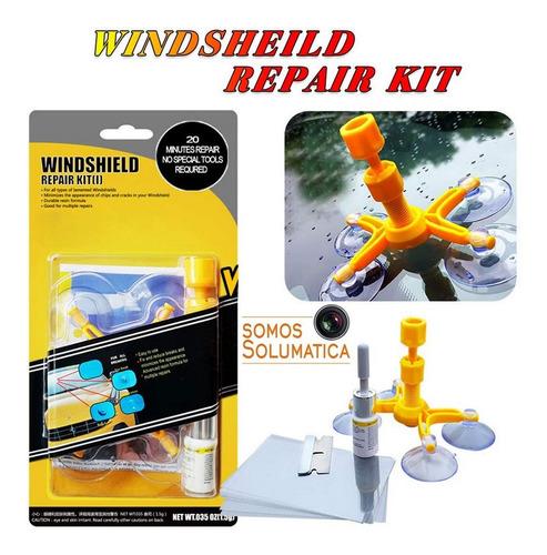 kit original reparacion de parabrisas restaura envio gratis