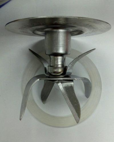 kit oster cuchilla original,   con vaso tapa y rosca mito 73