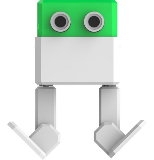 c623e7ac579 Kit P/ Armar Robot Otto Diy Completo Baila Control Arduino - $ 3.229 ...