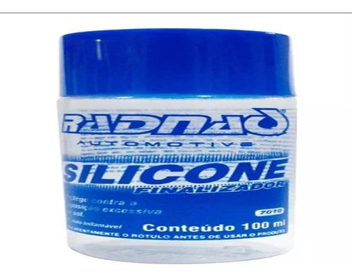 kit p limpeza de carros motos cera+silicone+shampoo+pretinho