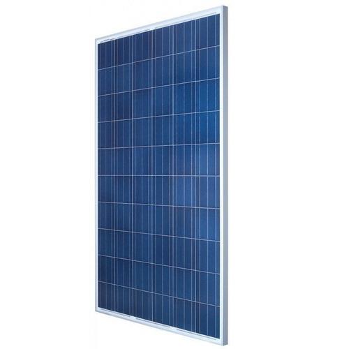 kit painel placa energia solar 270w fotovoltaica + mppt 50a