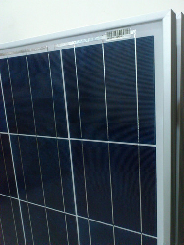 kit painel placa solar fotovoltaica 150w + cabos + mc4