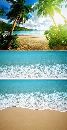 kit painel praia 2,0x1,5 + frente de mesa + tapete  (2)