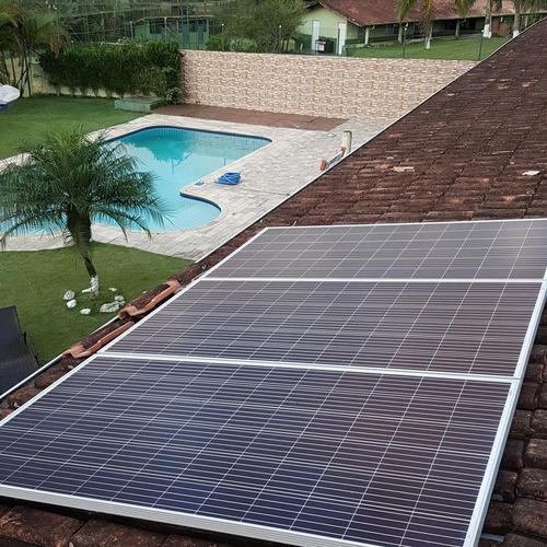 kit painel solar