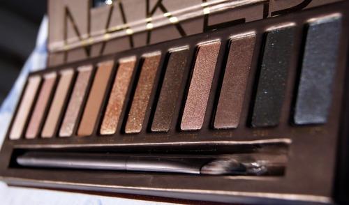 kit paletas naked 1 2 3  + 5 brinde + pronta entrega!!