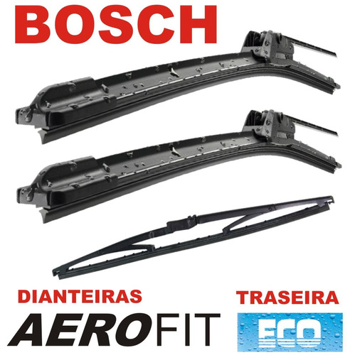 kit palhetas dianteiras aerofit e traseira eco bosch ka