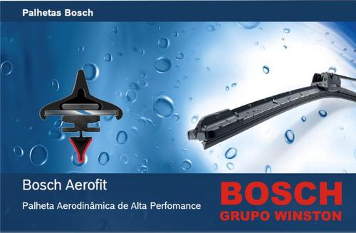 kit palhetas dianteiras aerofit traseira eco bosch parati 3