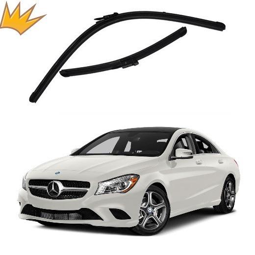 Kit Palhetas Para Mercedes Benz Cla Ano 2013 A 2015