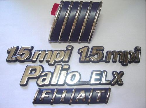 kit palio elx + 2x 1.5mpi + mala + capo 99/01 - bre