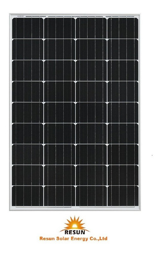 kit panel solar 100 watts, sist. con bateria - 15 kwh - 100w
