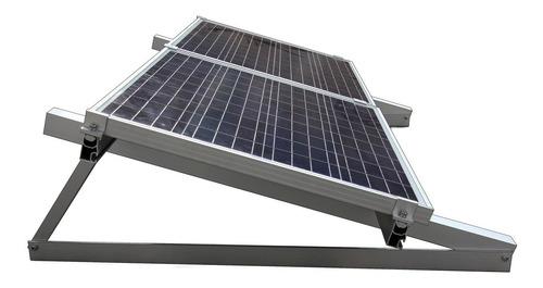 kit panel solar + electrobomba sumergible + sensor 36v 300w