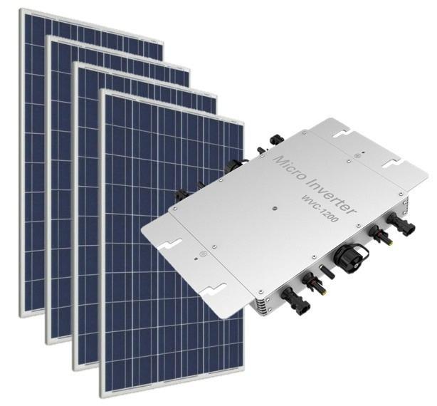 Kit Panel Solar Interconexion A Cfe 7 2kw Dia