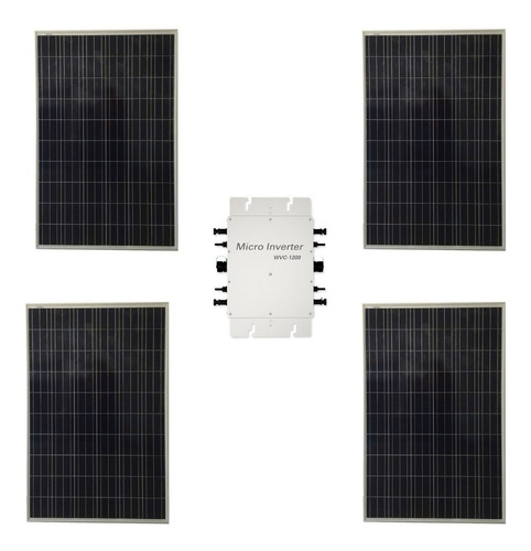 kit panel solar para interconexion cfe de 5 kw diarios.