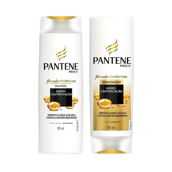 d0ba8bbea Kit Pantene Hidro-cauterização Shampoo + Condicionador 175ml - R$ 15 ...