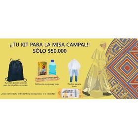 Kit Papa Francisco En Colombia