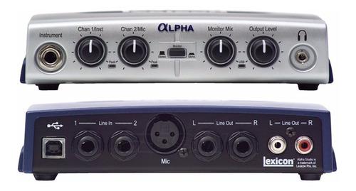 kit par de krk rp-5 g3 monitor de estudio+lexicon alpha cuot