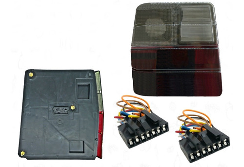 kit par lanterna circuito soquete uno 1984 86 90 94 98 04