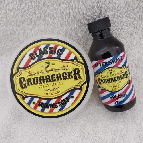 kit para afeitar classic