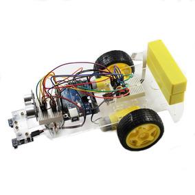 Kit Para Armar Robot 3 En 1 Para Arduino+tutorial+código+app