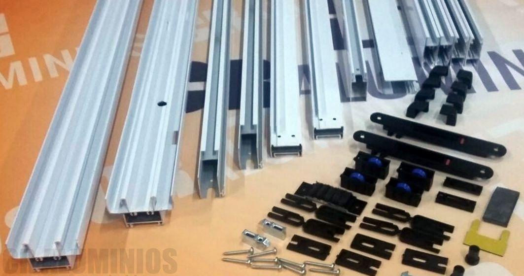 Kit Para Armar Ventana Aluminio Linea Modena 120x110 - $ 3.575,00 en ...