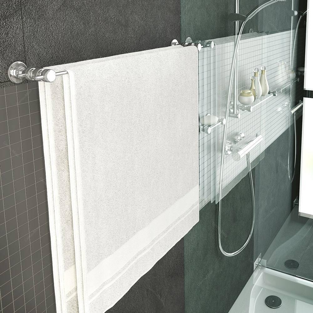 Kit Banheiro Inox Meber : Kit para banheiro pe?as inox e vidro s frete r