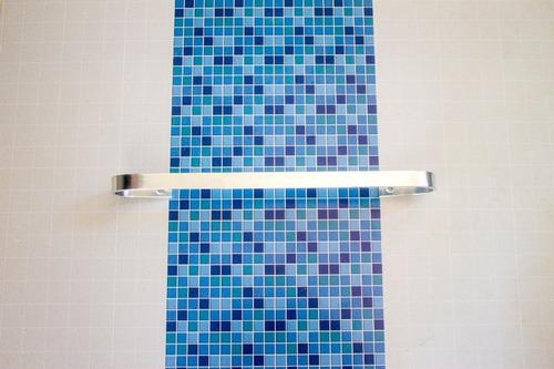 kit para banheiro platinum 9 (6 peças)