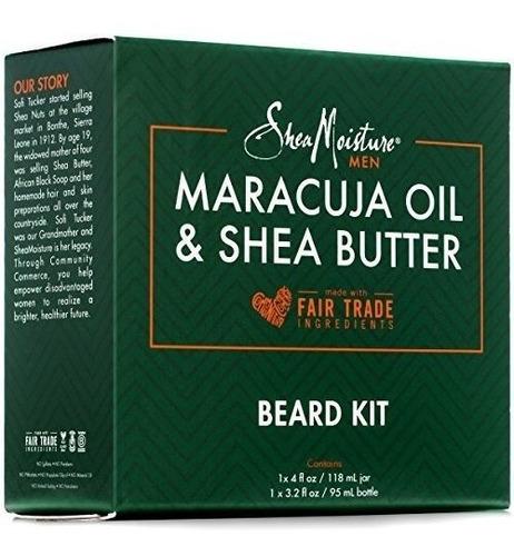 kit para barba para